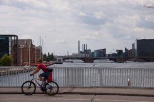 Copehagen cyclist