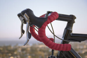 Bike handlebar tape.