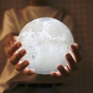 Moon Lamp.
