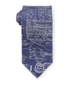 Scientific tie.
