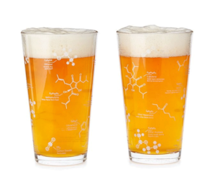 Chemistry Pint Glass.