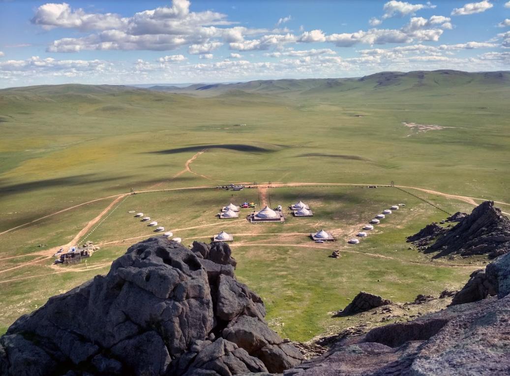 Beautiful Mongolia.