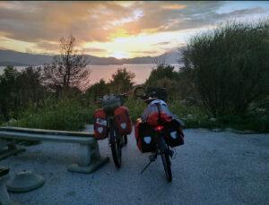 Kick ass sunset :)