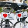 tablica za kolo love to pedal