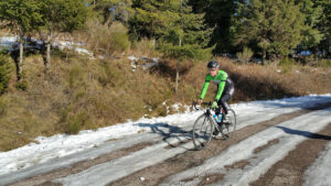 Great winter training.