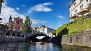 city Ljubljana