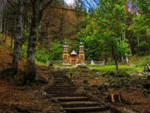 russian chapel Vrsic