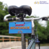 Pozor biciklholik tablica za kolo