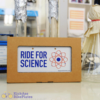 Ride For Science tablica za kolo