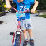 Kaj je pomembno pri nakupu otroškega kolesa?